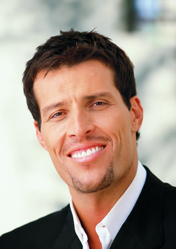 Tony Robbins :: Personal Development Speaker (Looking a bit tasty!)